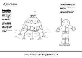 astronauts spacecraft for short crossword - photo #5