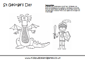 st george and the dragon poem Tomorrow is st george's day st george's day: a poem the poem is a response to paolo uccello's st george and the dragon – which hangs in the national.