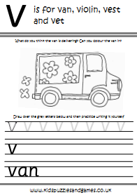 Abc Handwriting Practice Worksheets Kids Puzzles And Games