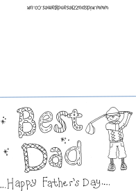 Father S Day Kids Puzzles And Games