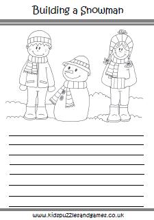 math worksheet : winter worksheets  kids puzzles and games : Winter Worksheets Kindergarten