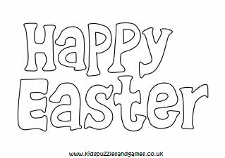 easter alphabet coloring pages - photo#14